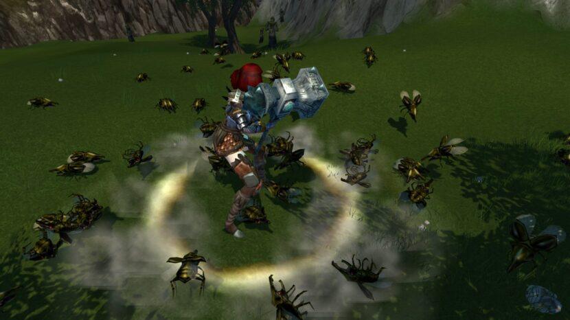 Champions of Regnum онлайн игра