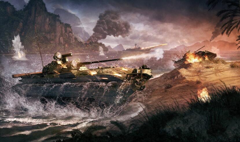 Armored Warfare игра на пк