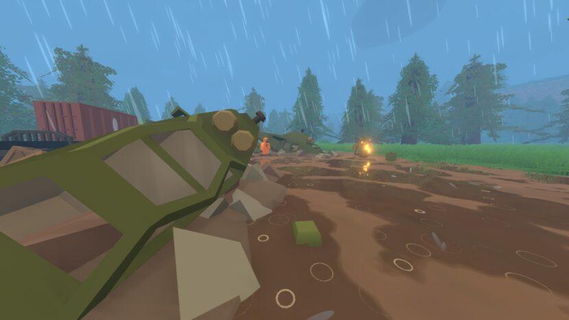 Unturned игра онлайн на пк