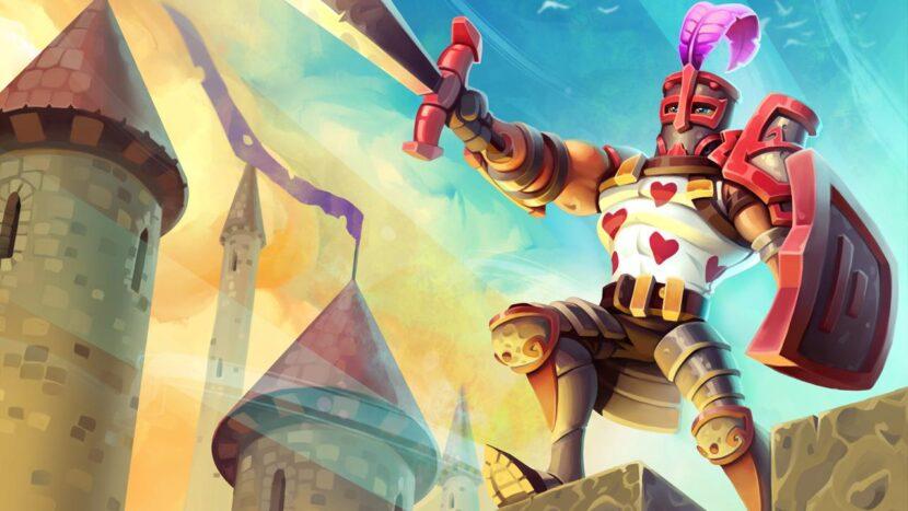 Dungeon Defenders 2 онлайн