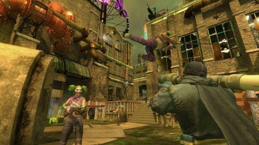 Gotham City Impostors игра