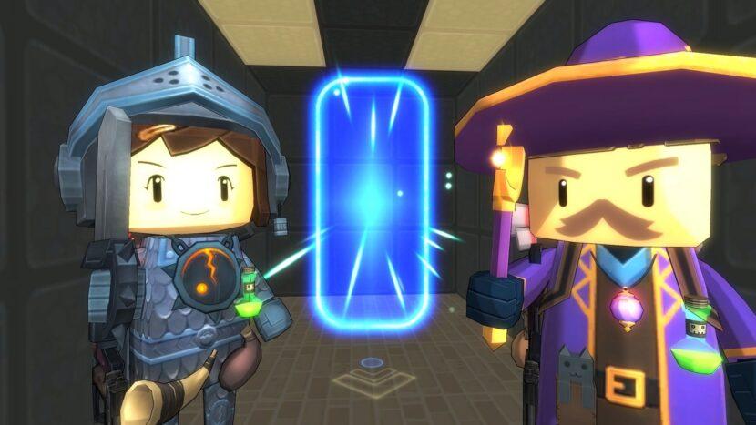 Brick Force игра на пк