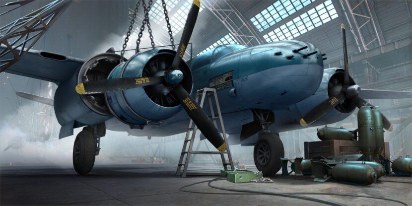 World of Warplanes онлайн