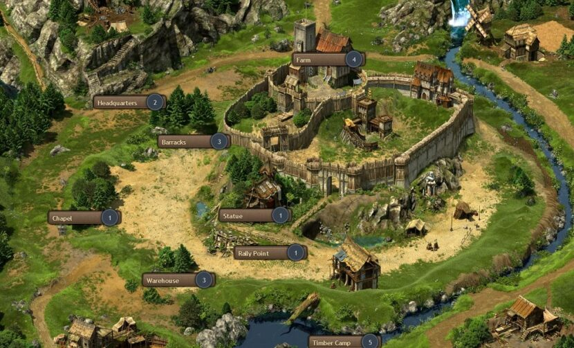 Tribal Wars игра на пк