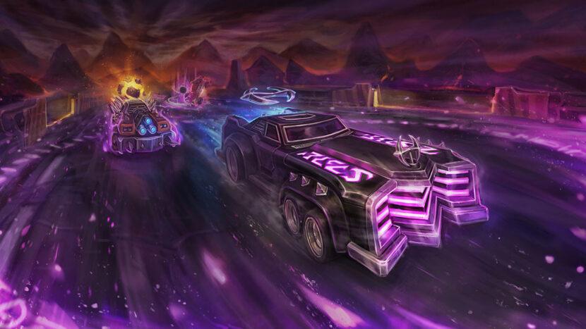 Heavy Metal Machines игры