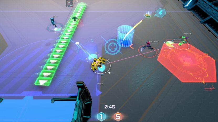 Arena: Cyber Evolution игра