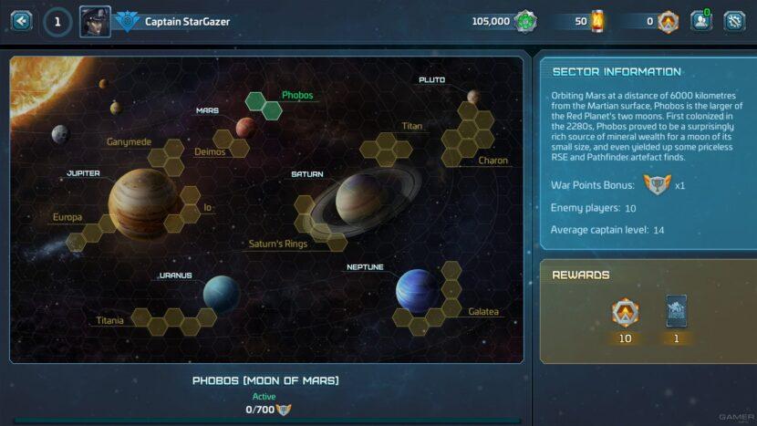 Cosmos Invictus игра