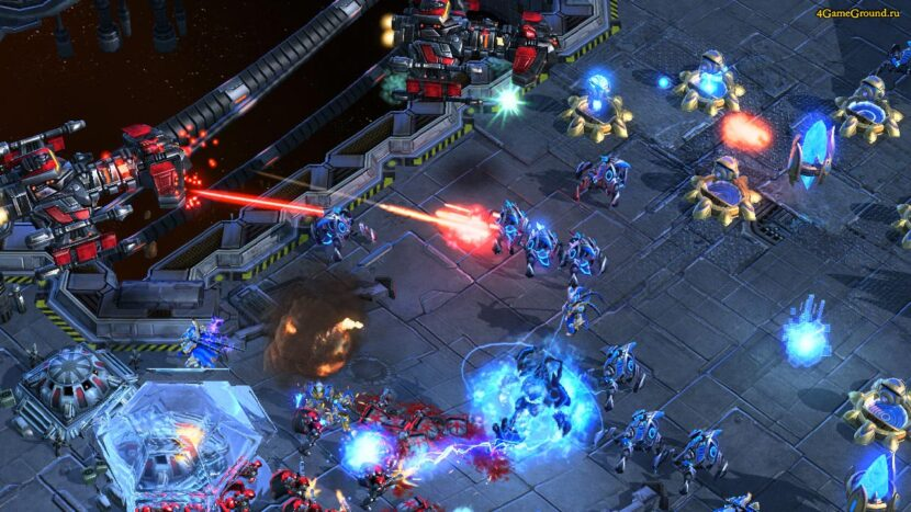 StarCraft II на пк