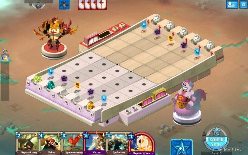 Krosmaga игра онлайн