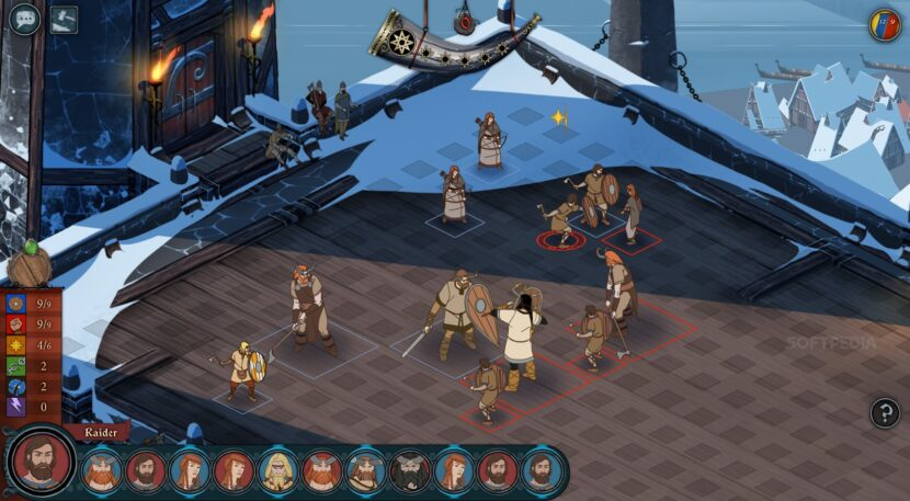 The Banner Saga: Factions пк