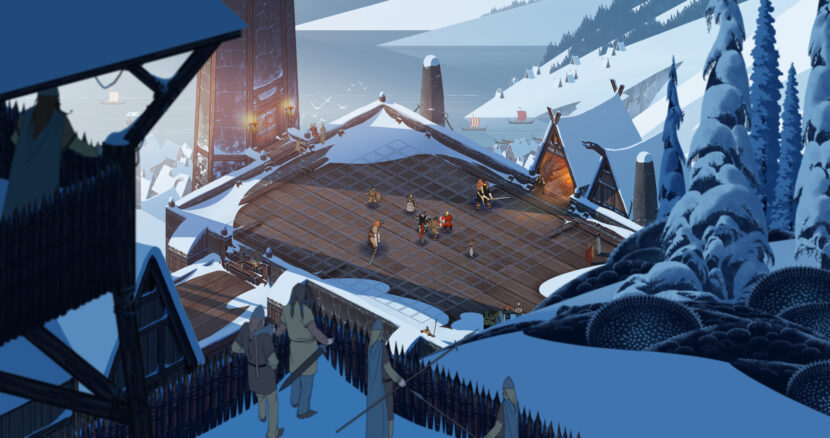 The Banner Saga: Factions онлайн