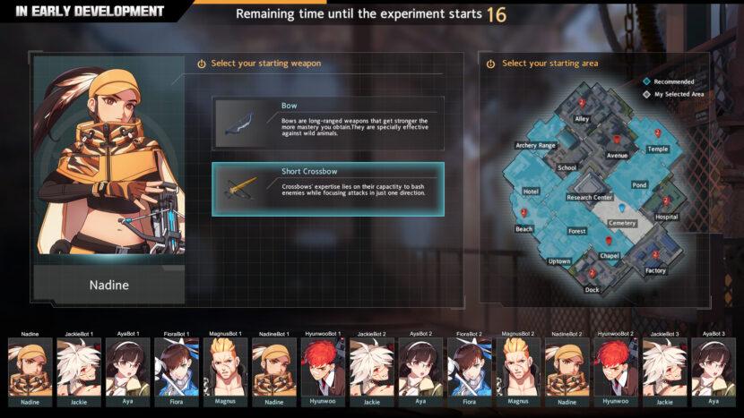 Eternal Return: Black Survival игра