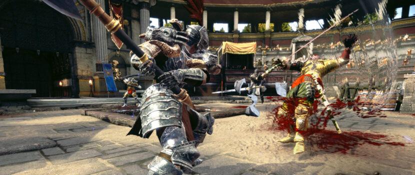 Versus: Battle of the Gladiator игра