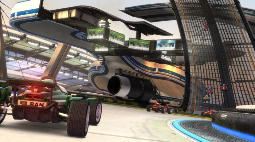 TrackMania Nations Forever пк
