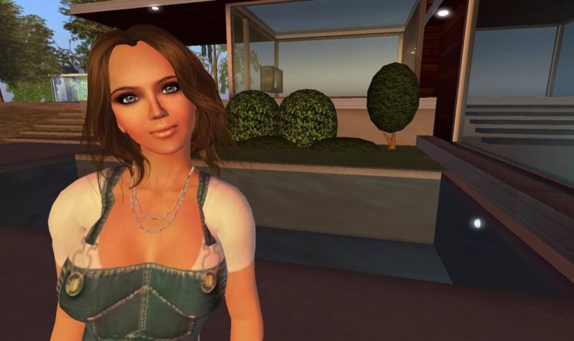 Second Life игра