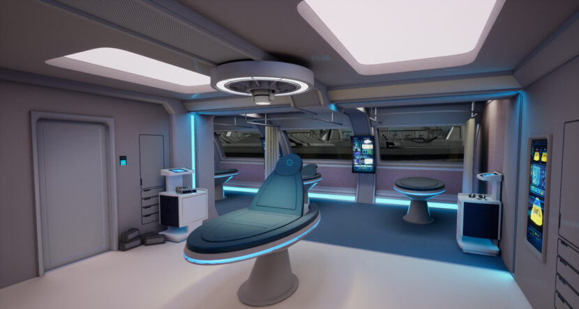 The Orville: Interactive Fan Experience игра