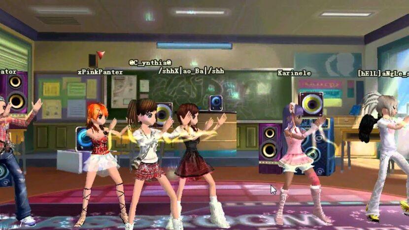 игра Super Dancer Online Extreme