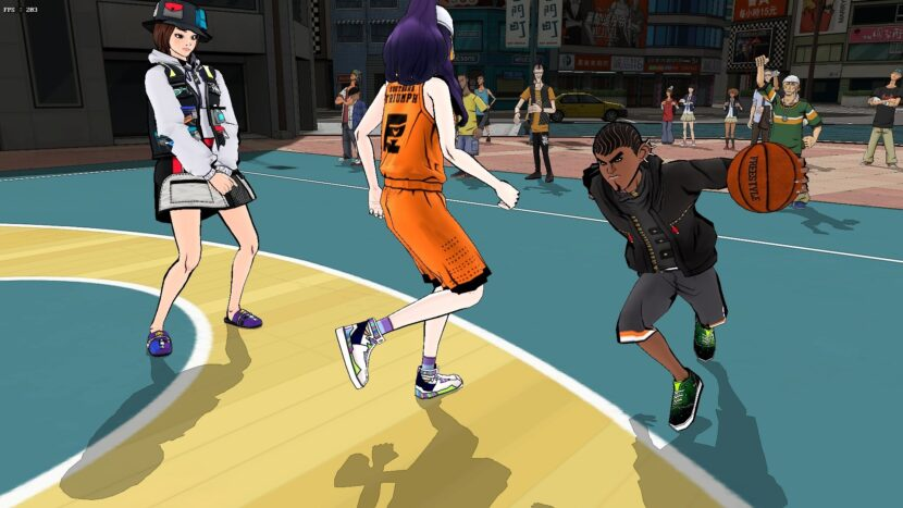 FreeStyle Street Basketball игра