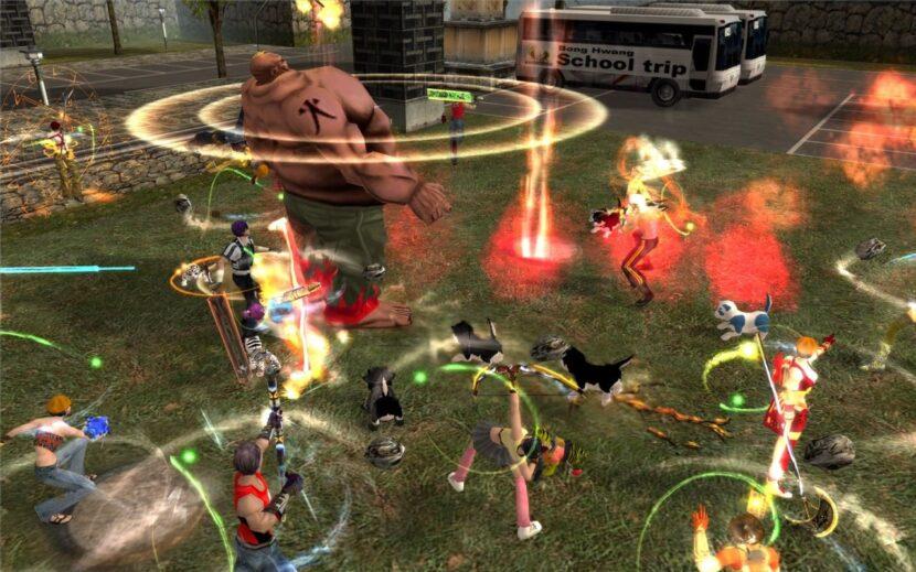 RAN Online игра