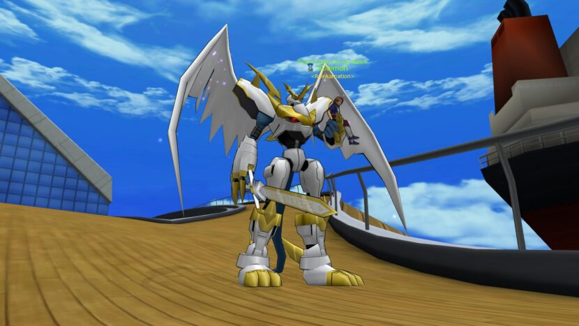 Digimon Masters онлайн