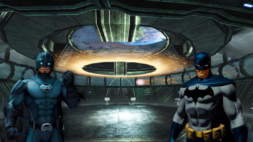 DC Universe Online игра