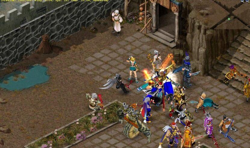 Conquer Online игра