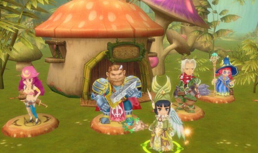 Dragon Saga на пк онлайн игра