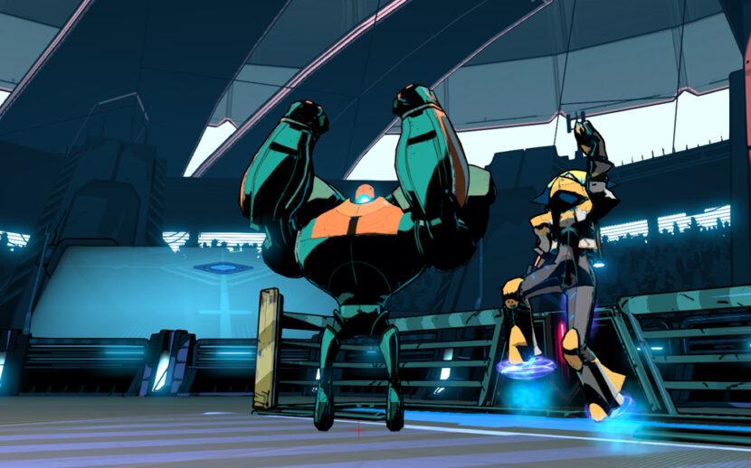 Arena: Cyber Evolution онлайн