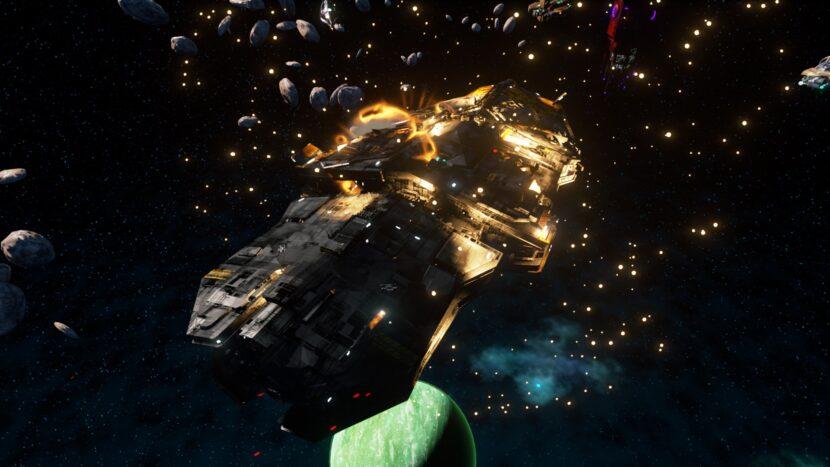 Starfall Tactics игра