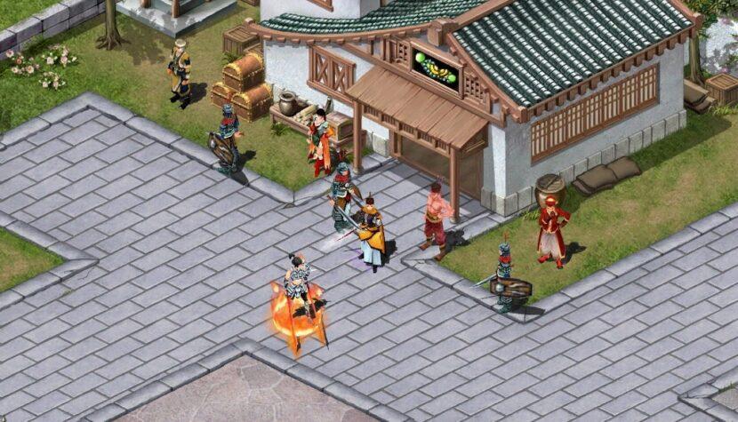 Conquer Online игра онлайн