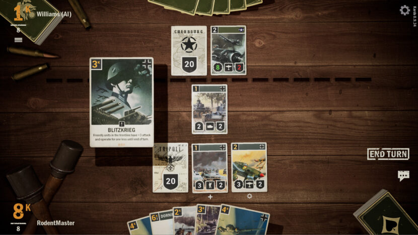 Kards: The WWII Card Game на пк
