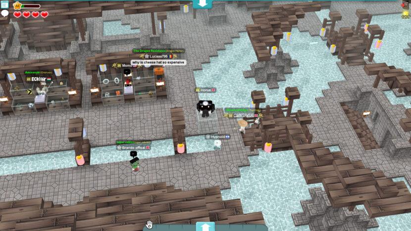 Cubic Castles игра