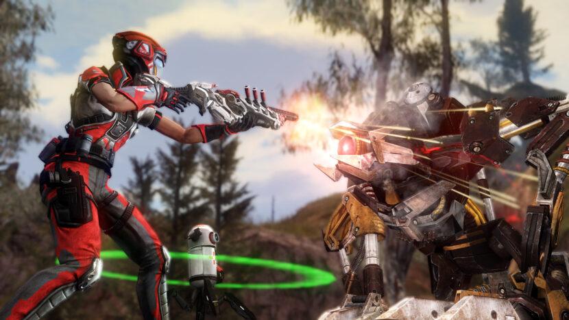 Defiance 2050 игра