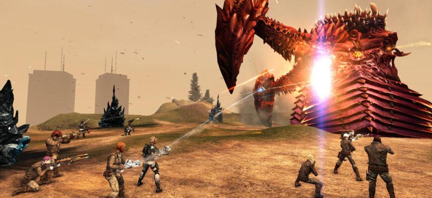 Defiance 2050 игра на пк