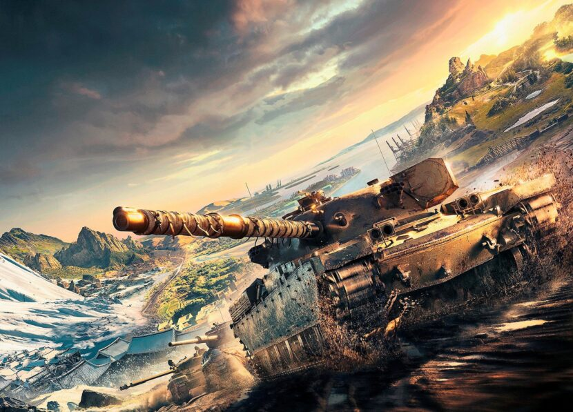World of Tanks онлайн