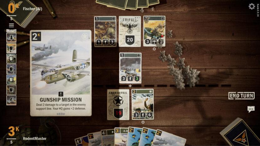 Kards: The WWII Card Game онлайн