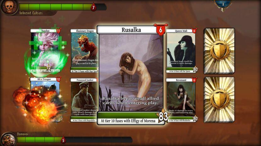 Cabals: Card Blitz пк