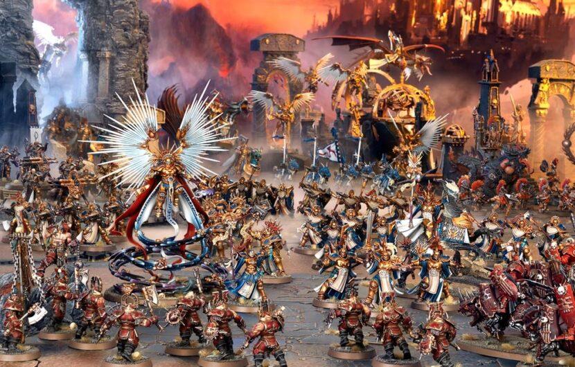 Warhammer Age of Sigmar: Champions игра