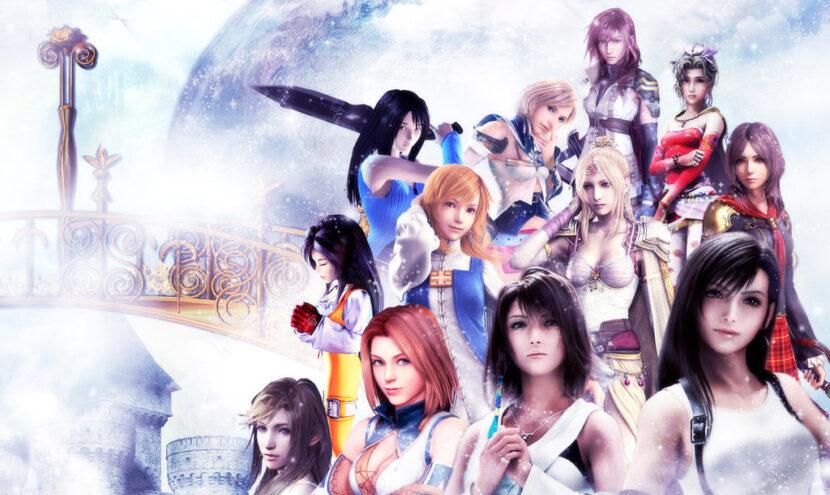 Серия Final Fantasy