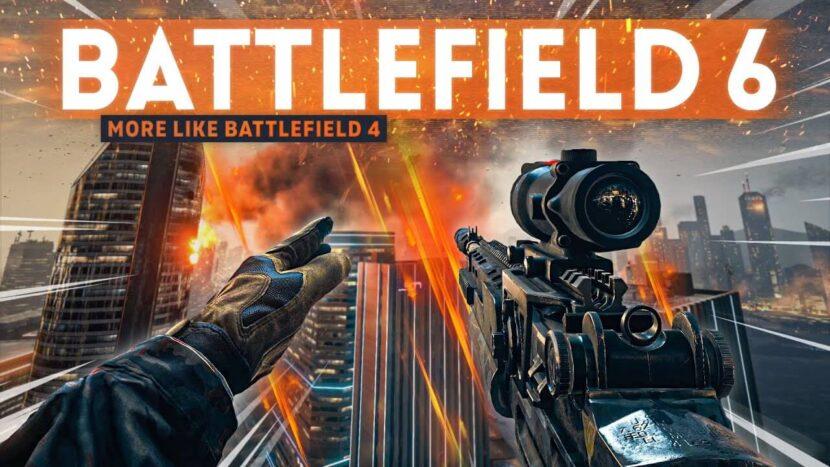 игра Battlefield 6