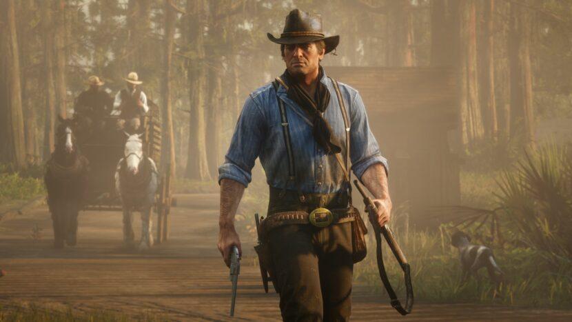 игра игра Red Dead Redemption 2