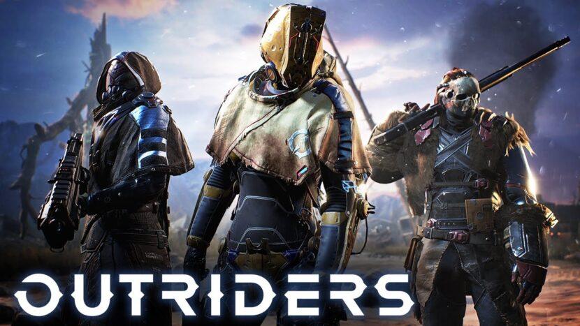 игра Outriders