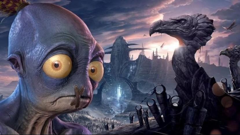 игра Oddworld Soulstorm