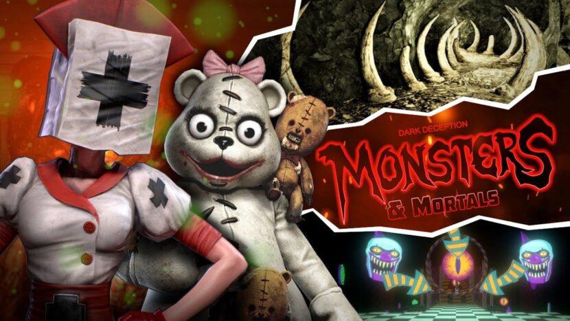 Dark Deception: Monsters & Mortals - советы для смертных