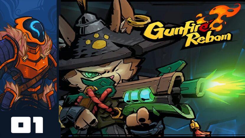игра Gunfire Reborn