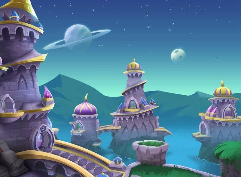 Зачарованные башни