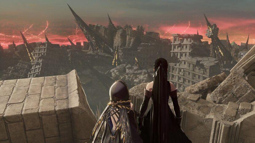 туманные руины