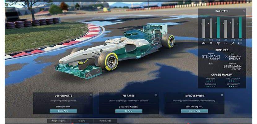 игра Motorsport Manager