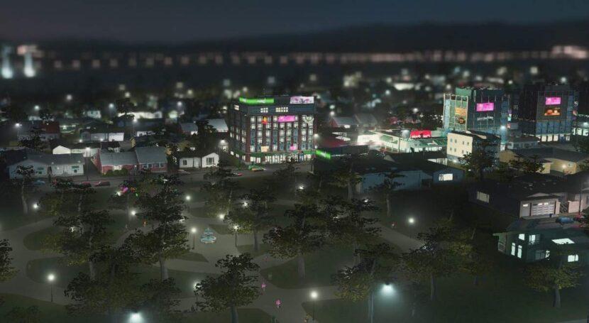 игра cities skylines
