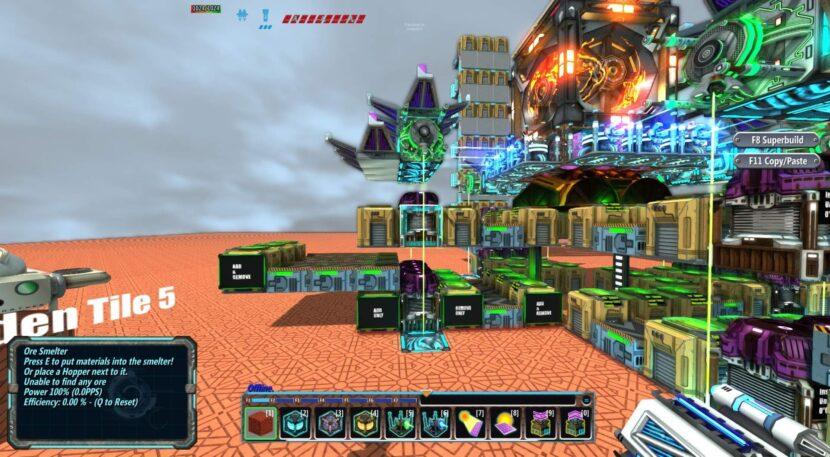 игра FortressCraft Evolved